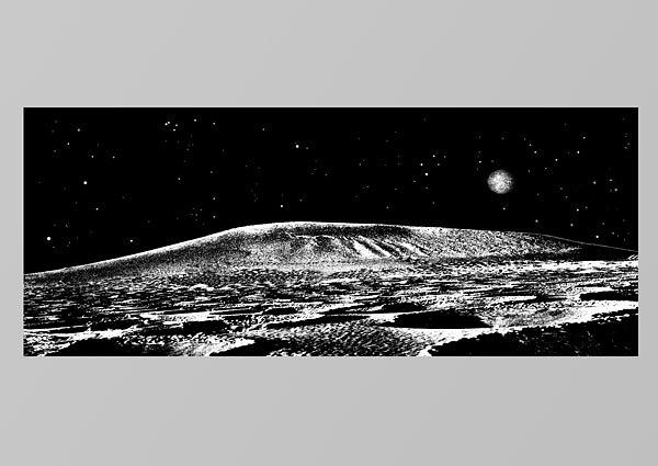Mondlandschaft 1