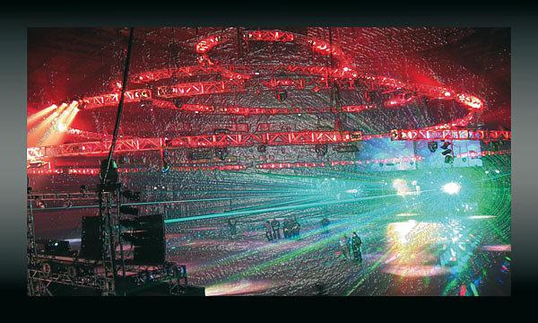 Mayday 2003  / Westfalenhalle