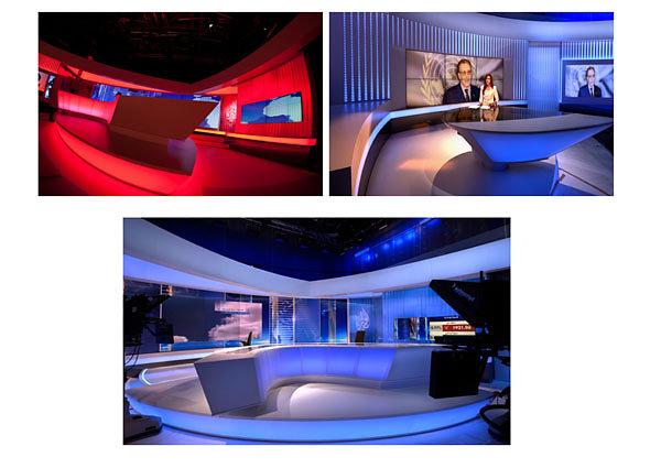 Aljazeera Doha / Factory kreatives Handwerk