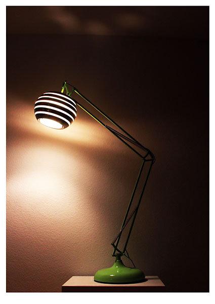 Lampe Bienenkorb
