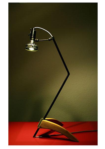 Lampe Singer