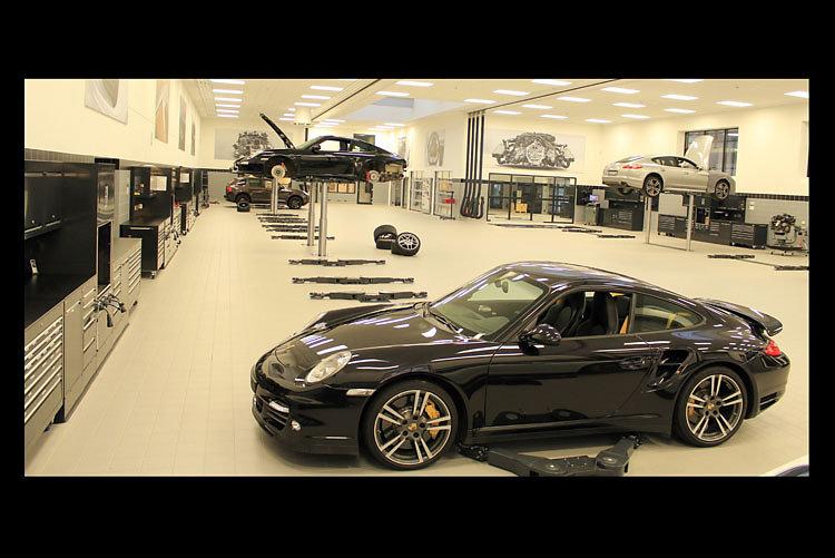 Porsche Zentrum Mannheim DURA Limited