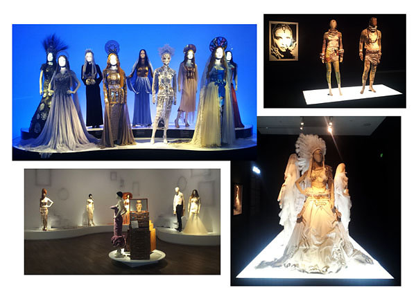 Jean Paul Gaultier / Hypo Kunsthalle